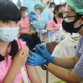 ฉีดวัคซีนไฟเซอร์